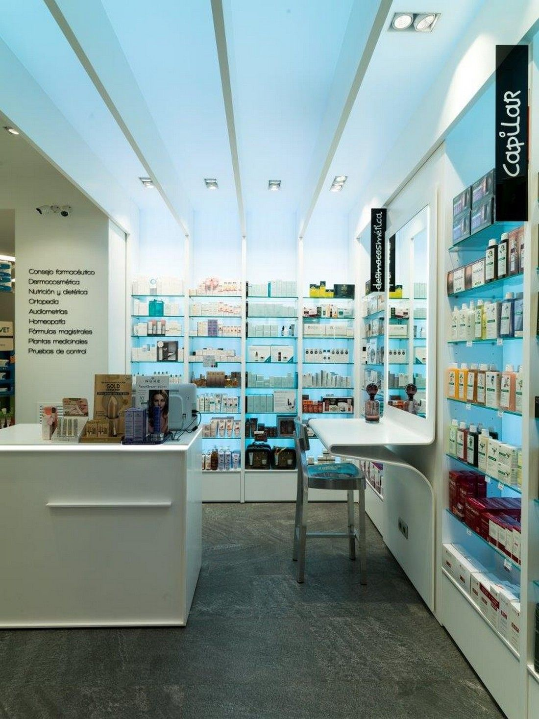 Organiser pharmacie